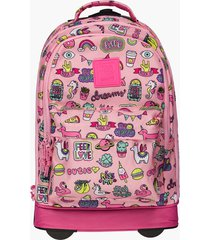 mochila rosa cheeky orlando hawaii