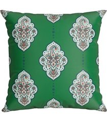 almofada vivace 188 43x43cm verde