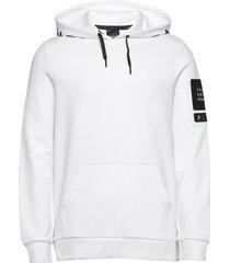 m tech hoodie hoodie trui wit peak performance