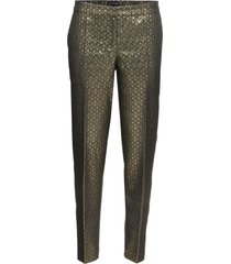 pantaloni jacquard (oro) - bodyflirt