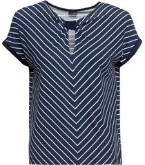maglia a righe (blu) - bodyflirt