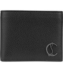 christian louboutin christian louboutin cl logo coolcard wallet