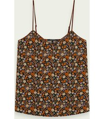 scotch & soda tencel tanktop