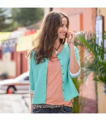 inner light cardigan sweater