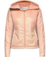 element primaloft jacket fodrad jacka rosa johaug