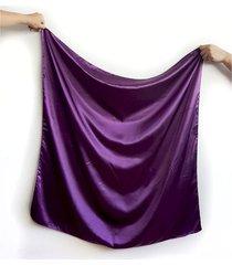 pañuelo violeta nuevas historias raso
