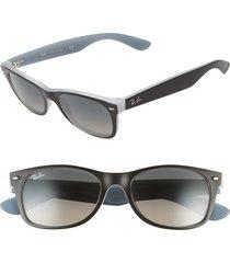 men's ray-ban 52mm square sunglasses -