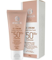 anasol cc cream facial fps 50 único