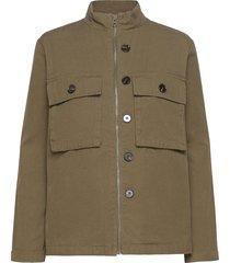 saul jacket zomerjas dunne jas groen iben