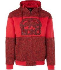 ecko unltd men's rhinos edge full zip hoodie