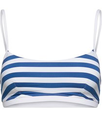 1superb bikinitop blå max mara leisure