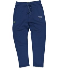 butcher of blue pantalon 2011003 sweatflix pant blauw