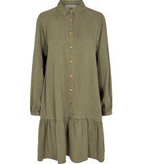 jurk celiane  groen