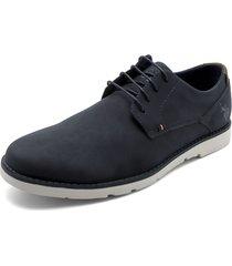 zapato casual azul oscuro  us polo assn
