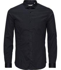 zwart jack&jones jjprparma shirt black overhemd