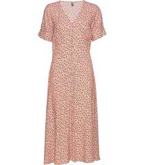 cuyasmin dress jurk knielengte roze culture