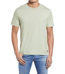 men's ag bryce slim fit crewneck t-shirt, size medium - metallic