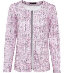 blazer in jersey jacquard (rosa) - bpc selection