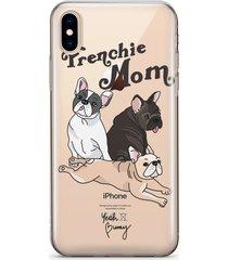 etui na iphone frenchie mom