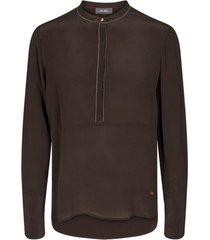 blouse met lange mouwen - 129900-636