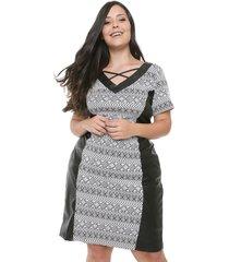 45b7e5524 Vestidos - Plus Size - Malha - Preto - 54 produtos com até 44.0% OFF ...