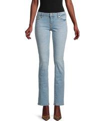 true religion women's billie cigarette jeans - light - size 29 (6-8)