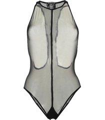 ann demeulemeester lingerie bodysuits