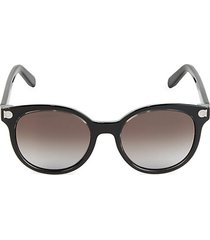 53mm gradient circle sunglasses
