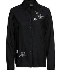 camicetta con stelle (nero) - bodyflirt