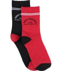 karl lagerfeld short socks