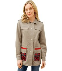 jas amy vermont taupe