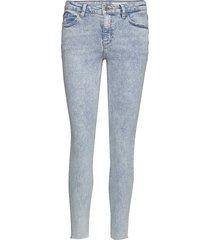 pants denim skinny jeans blå edc by esprit
