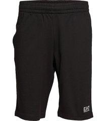 bermuda shorts casual svart ea7