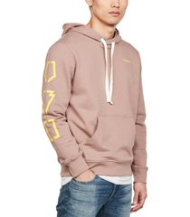 g-star raw men's art of raw graphic hoodie, created for macy's