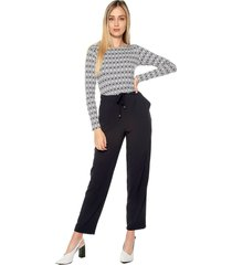 pantalon jareta culotte ref. 117727 negro charby