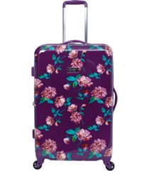 "jessica simpson west coast 29"" hardside spinner suitcase"