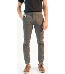 pantalón gris bravo skinny