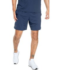pantaloneta azul under armour mk1 short 7in.