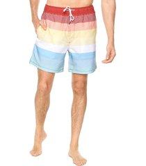 traje de baño multicolor ocean pacific