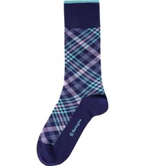 burlington socks cadogan purple 21046-6734