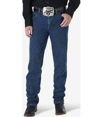 wrangler men's premium performance advanced comfort cowboy cut regular fit jeans