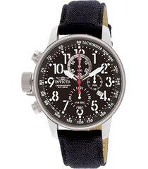reloj invicta 1512 negro lona hombres