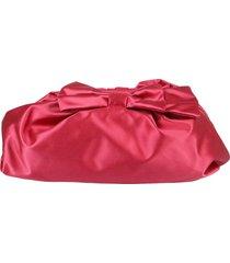 red valentino clutch