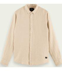 scotch & soda linen dress shirt
