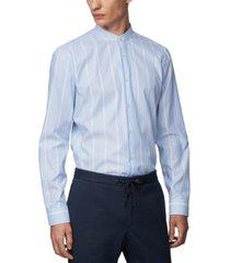 boss men's jordi light pastel dress shirt