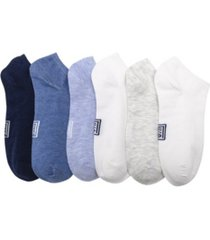women's heathered solid low-cut socks