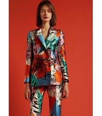 marynarka flower jacket