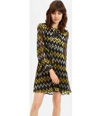 sukienka mini cascade