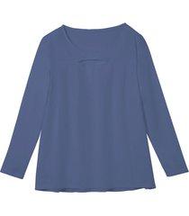 shirt, rookblauw 48/50