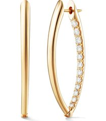 cristina medium diamond earrings